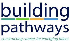 Building Pathways Logo with Strapline