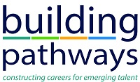 building pathways logo with strapline