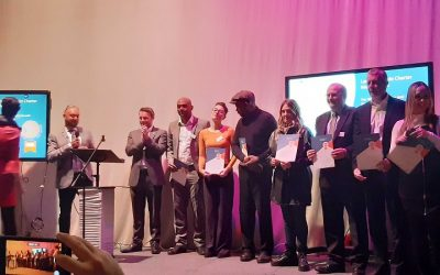 Building Pathways awarded Lambeth Made Charter Mark as 2 more local young people offered Level 3 Apprenticeships