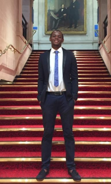 Aziz Timite - Building Pathways Candidate South East London