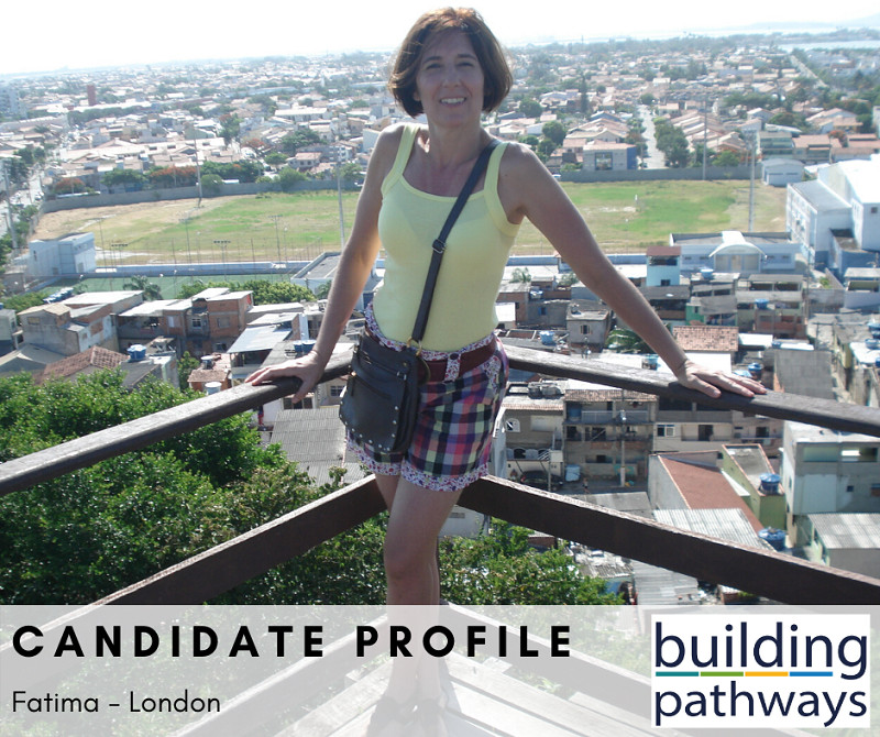 fatima gomes - building pathways candidate london