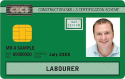 CSCS Green Card: Online Course/Exam Package - £150.00