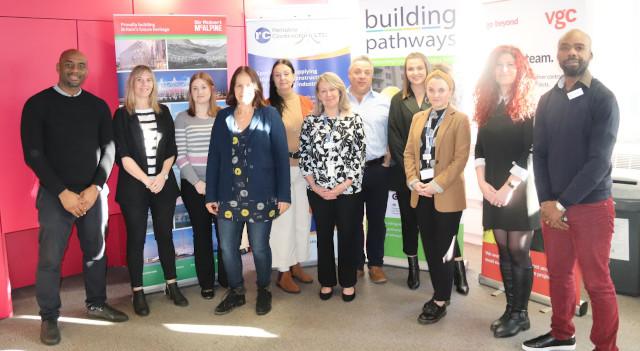building pathways team