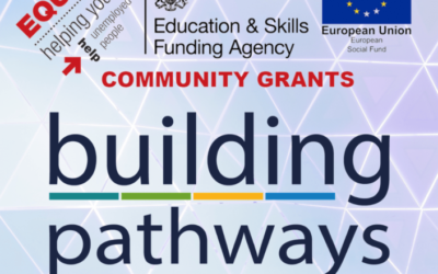 EQUIP and Building Pathways logos