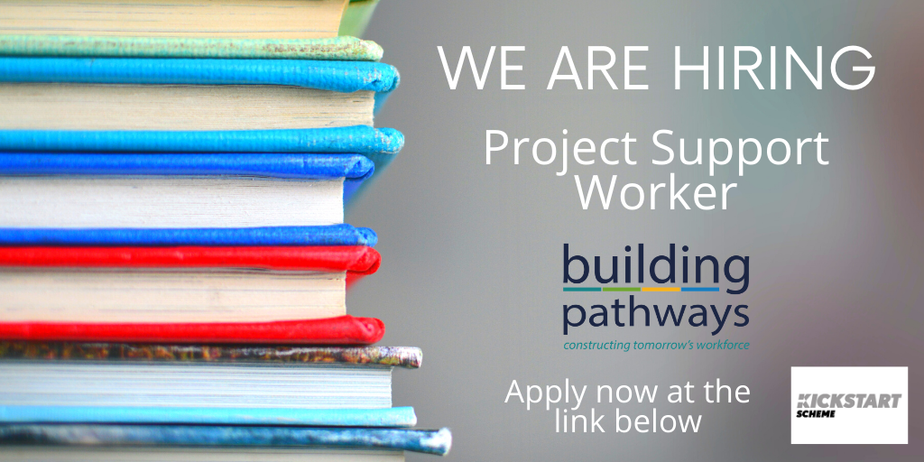 We have a vacancy for a Project Support Worker