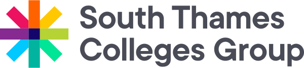 south thames colleges group logo
