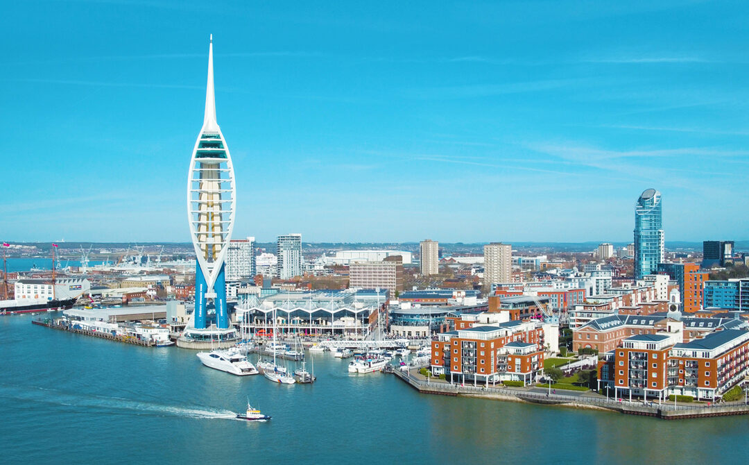 Building a better future in Portsmouth