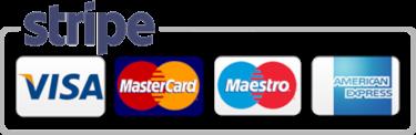 stripe credit card logos